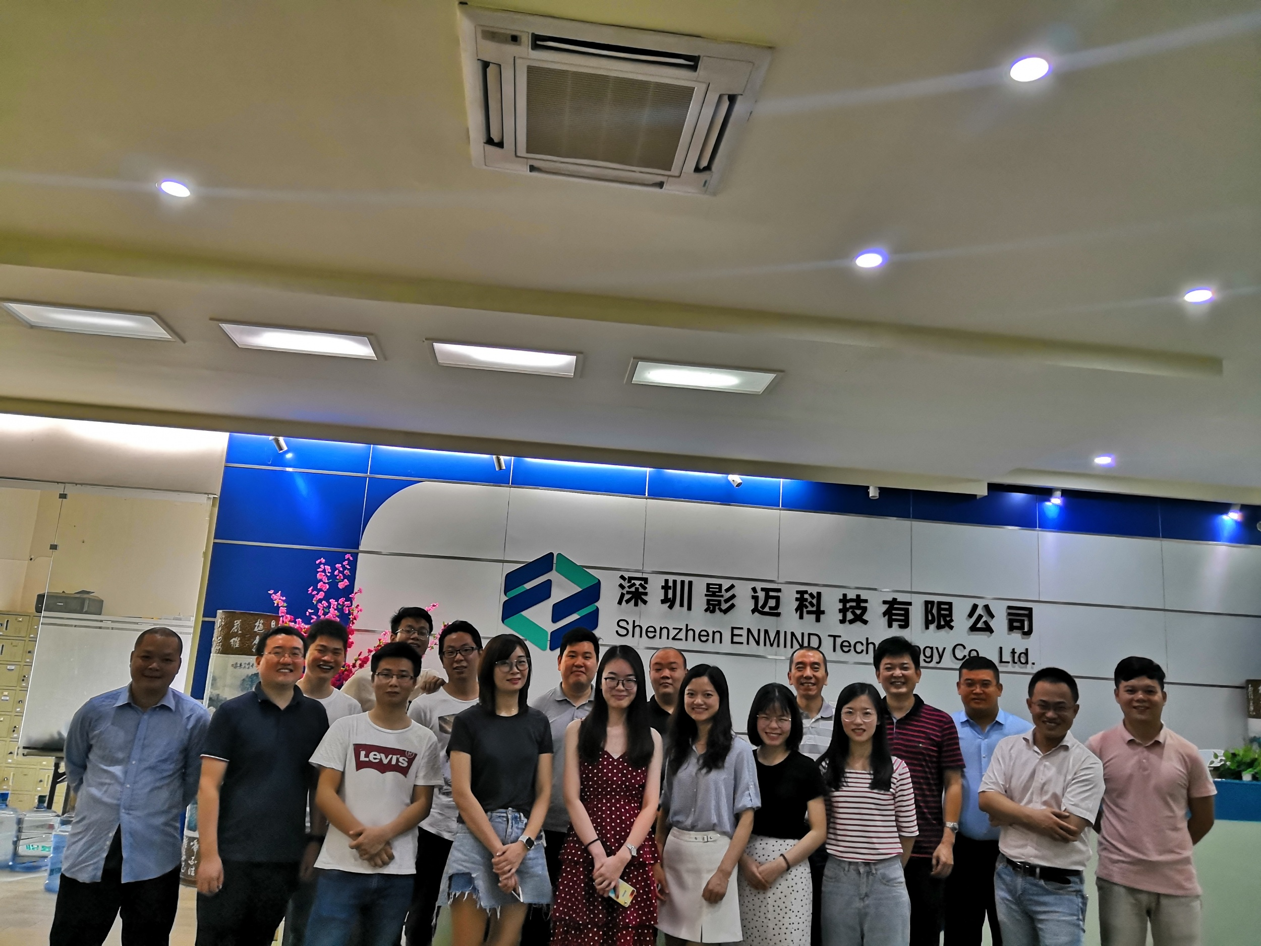 The 8th Sales Training ended satisfactorily!