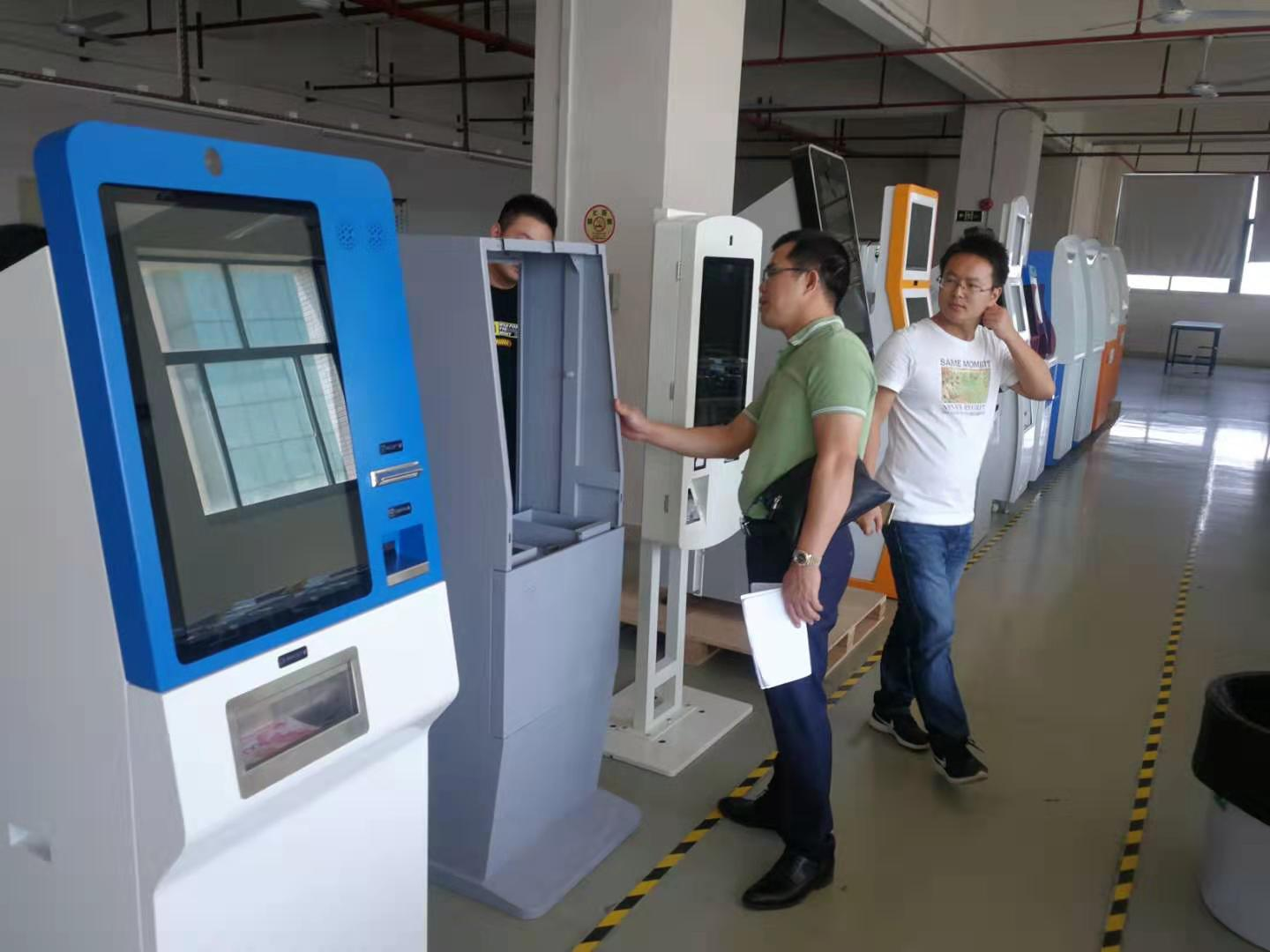 20th Sep. 2019 welcome Chairman GXA peng and Puchasing manager Mr. Chen visit our factory