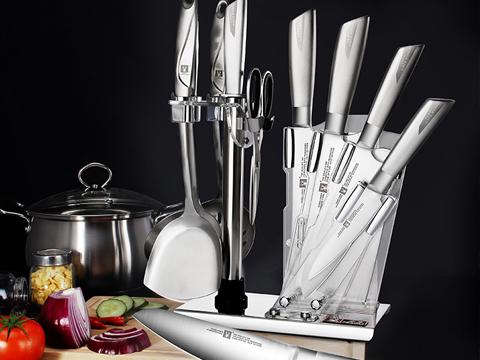摆放好厨房用具 让女主人不再复杂