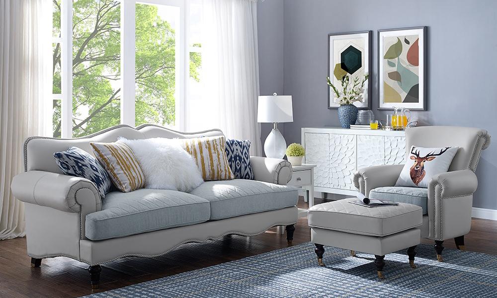 (东莞彩尼迪家具有限公司)美式沙发的美式风格