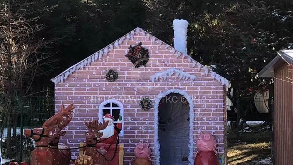 毕棚沟圣诞
