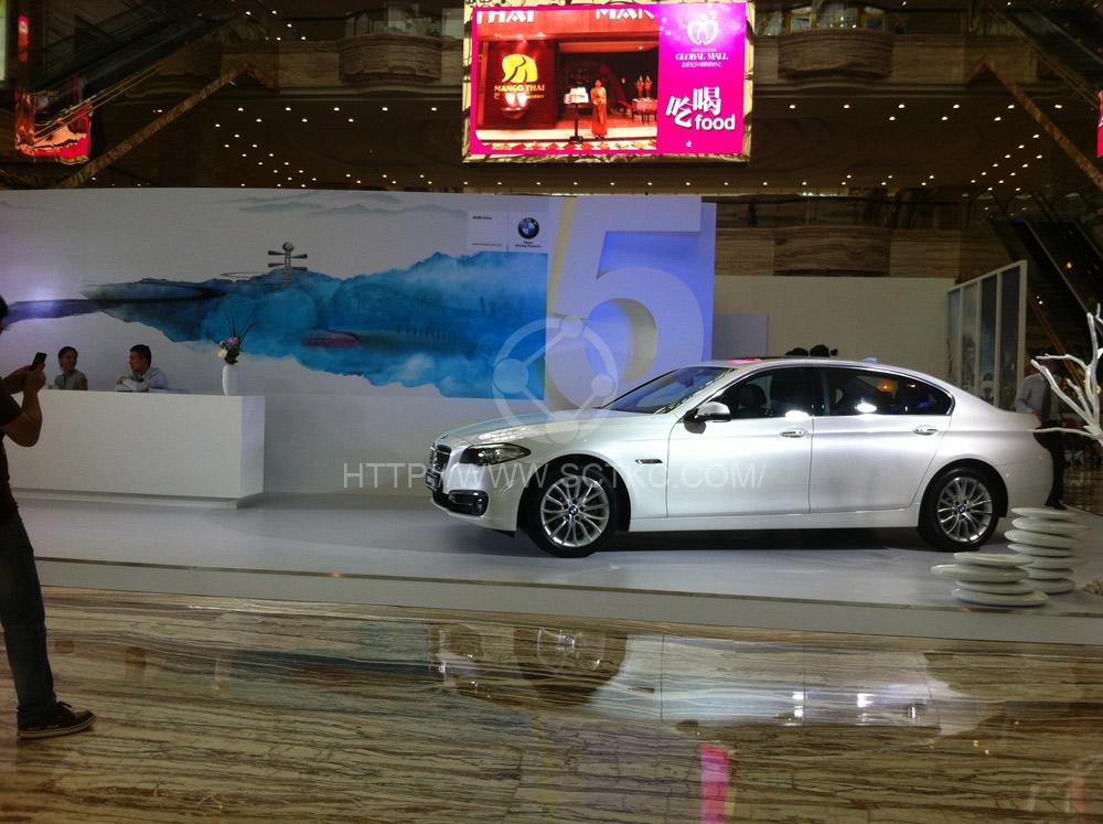 BMW5系Li新款发布会