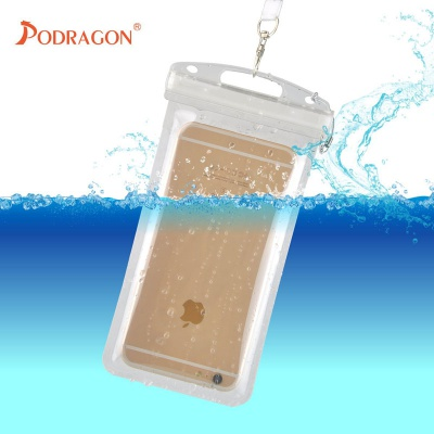 Podragon手机防水袋温泉游泳溯溪漂流冲浪潜水防雨P20P30pro苹果X