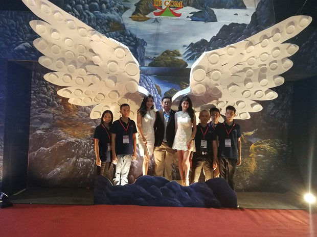 The 18th world food show in the Philippines, WOFEX