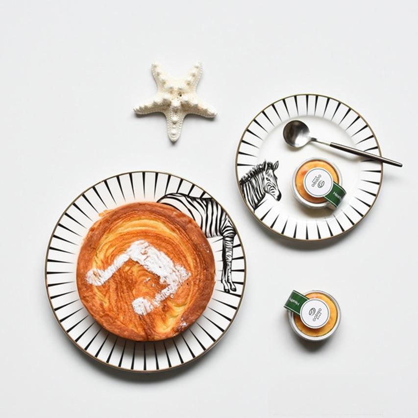 動物世界系列-餐盤