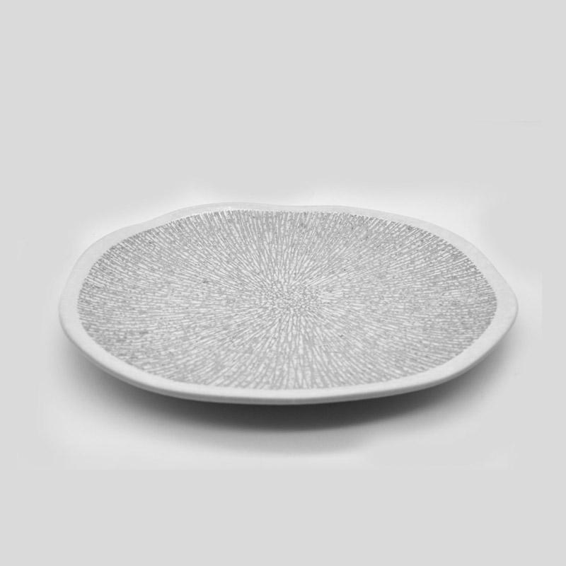 高温隔离灰系列 台面餐具