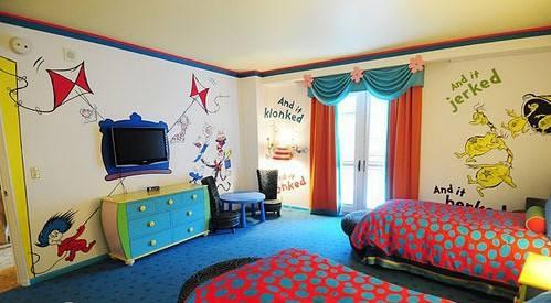 家装墙绘提升装修格调