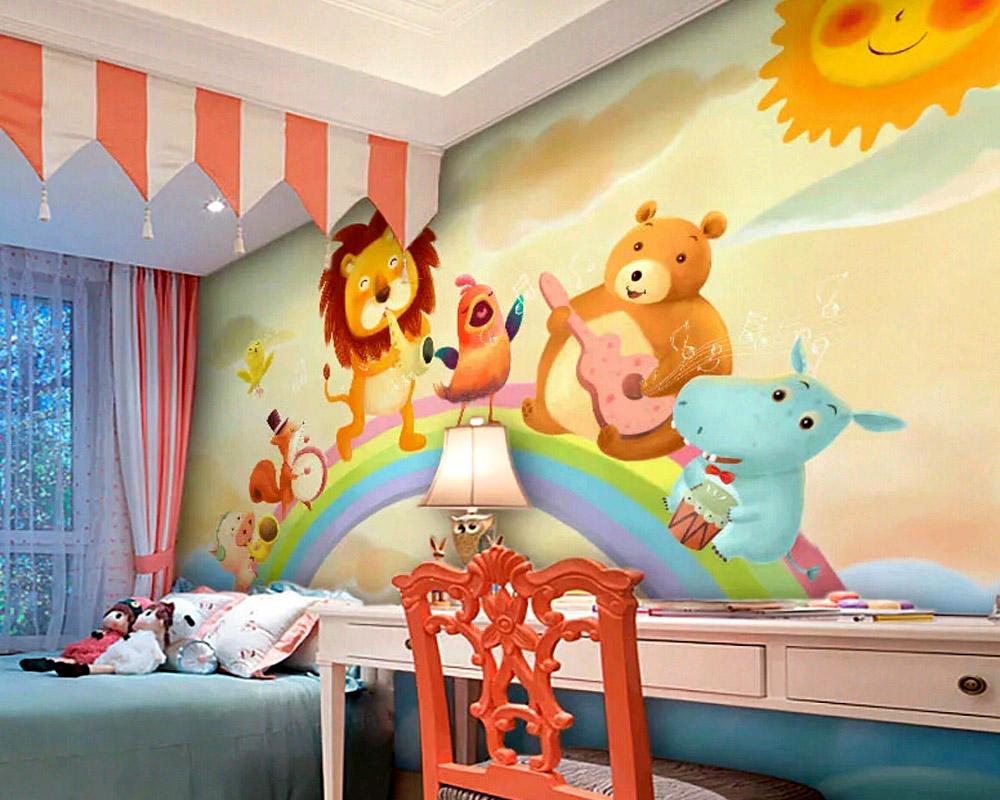 武汉墙绘公司告诉你,墙绘用什么颜料?