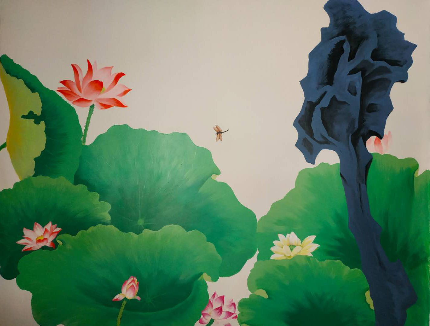怎样挑选有实力的武汉墙绘公司
