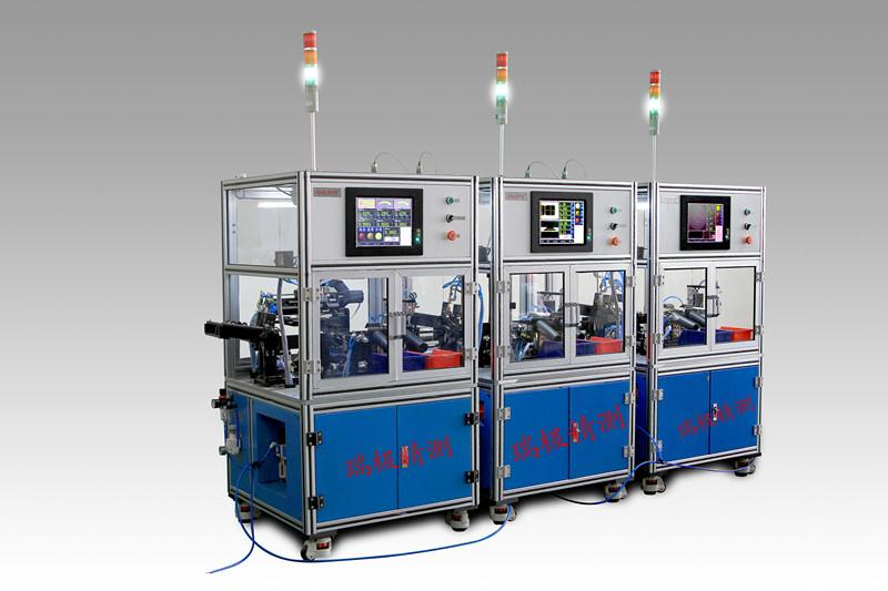 RPM F 系列全自動高精密數字綜合柔性檢測線