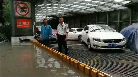 水动力全自动防洪闸
