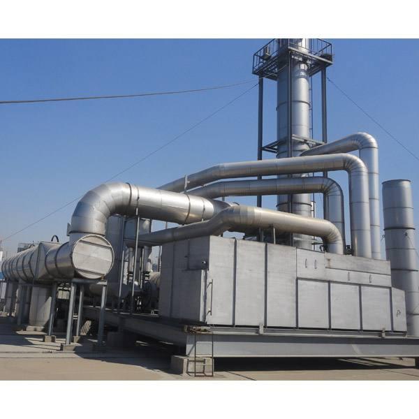 废气处理设备 RTO焚烧炉的...