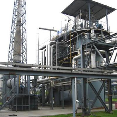 含氯(氟)废液焚烧热能及高浓度酸回收