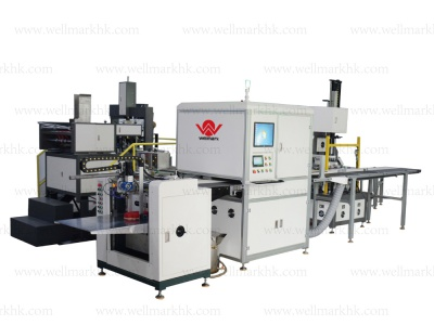 Full Automatic Rigid Box Making Machine