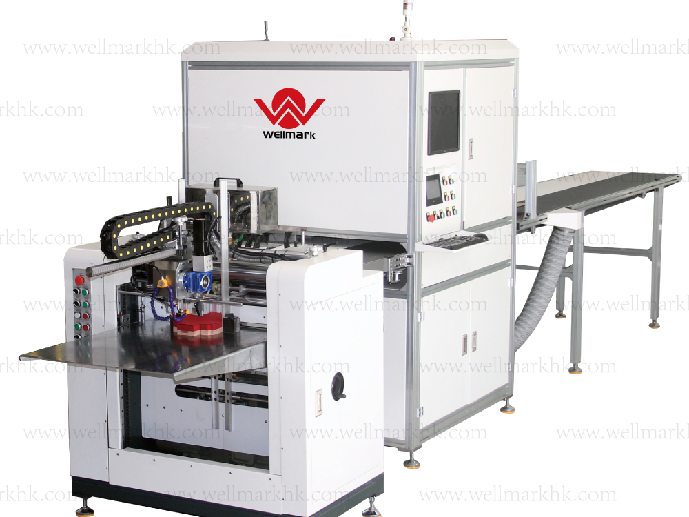 Full Automatic Multi-functional Gluing Positioning Machine