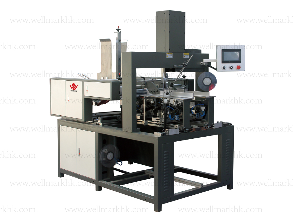 Automatic Corner Pasting Machine