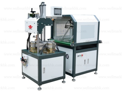 Automatic Pressing Air Bubbles Machine With Manipulator