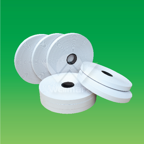 TS2 Kraft Paper Tape ( White Color )