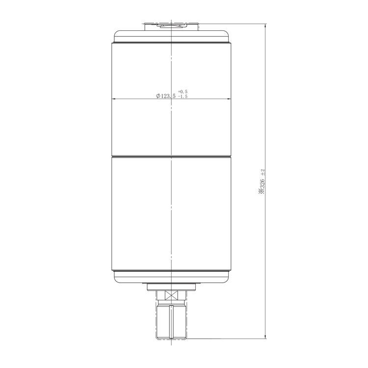 Vacuum Interrupter JUCA-40.5KV 1600A, 1250A 31.5KA, 25KA (JUCA-61171) from JUCRO Electric
