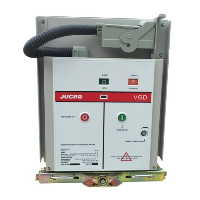 Vacuum Circuit Breaker VCB VED-12KV 630A 1000A 4000A from JUCRO Electric