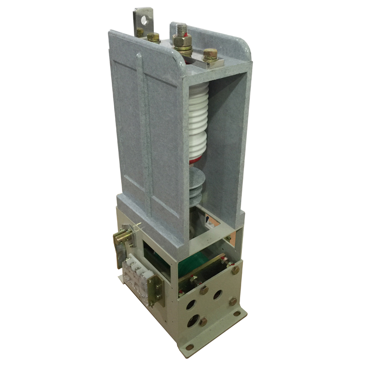 Vacuum Contactor  HVJ3 7.2KV  800A 1 pole from JUCRO Electric