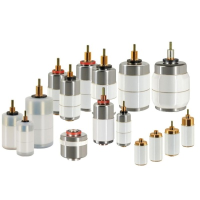 Vacuum Interrupter 7.2KV and 12KV 400A & 800A for VSC vacuum contactor use from JUCRO Electric
