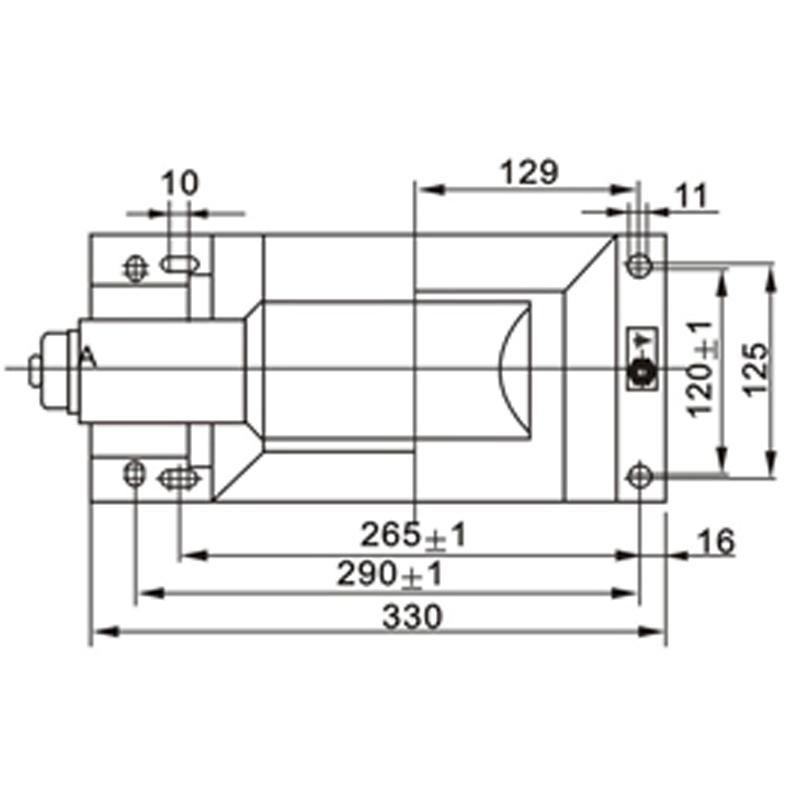 Voltage transformer JDZ(X)R8-10A,B,C  JUCRO Electric