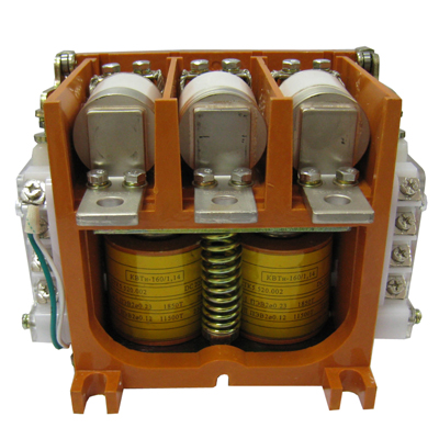 Vacuum Contactor 125A 1.14KV HVJ5 from JUCRO Electric