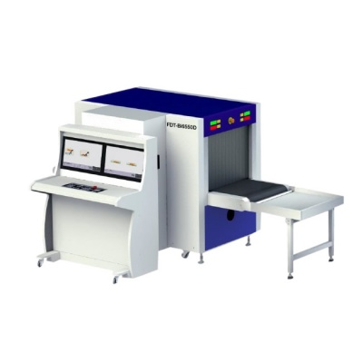 FDT-Bi6550D爆炸物毒品缉查安检机地铁机场用海关机器x光安检机
