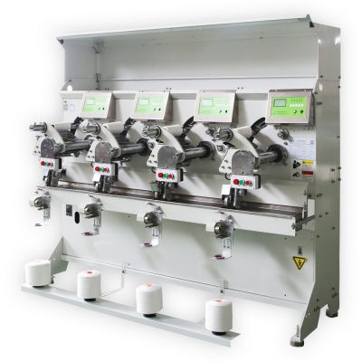 GH019-HT Automatic 6 Inch Tube High Speed Winding Machine