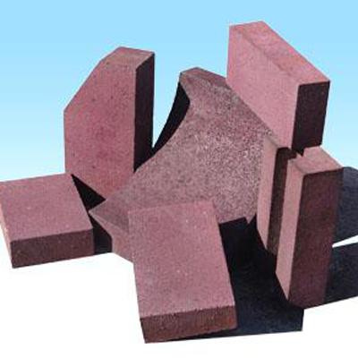 加热炉用出钢槽砖、滑轨砖、平台砖